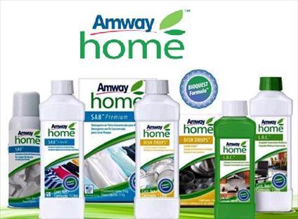 catálogo de productos Amway