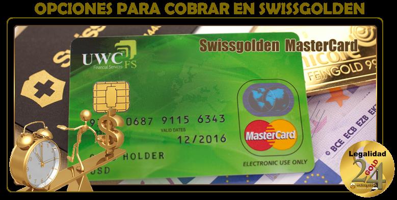 SwissGolden Mastercard