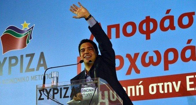 syriza gana las elecciones
