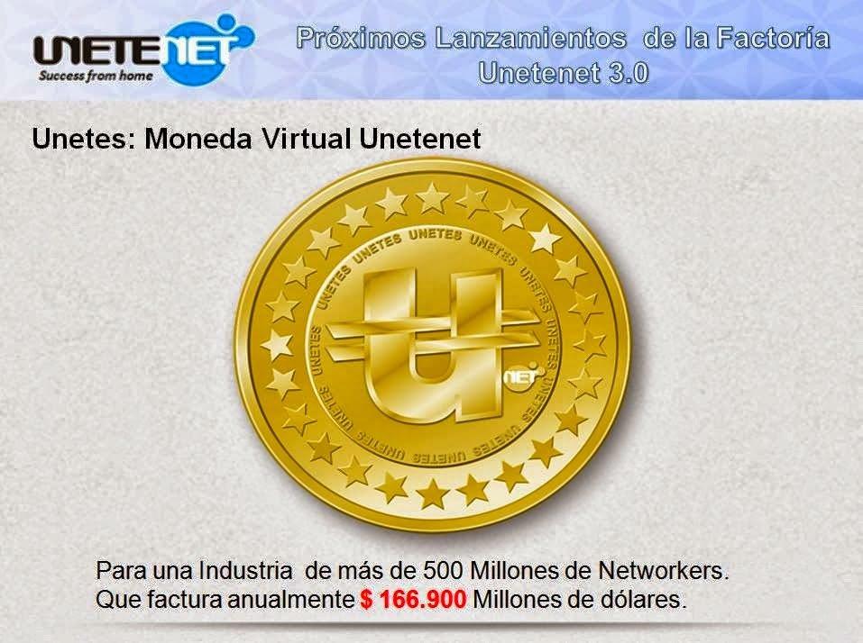 unetes moneda virtual