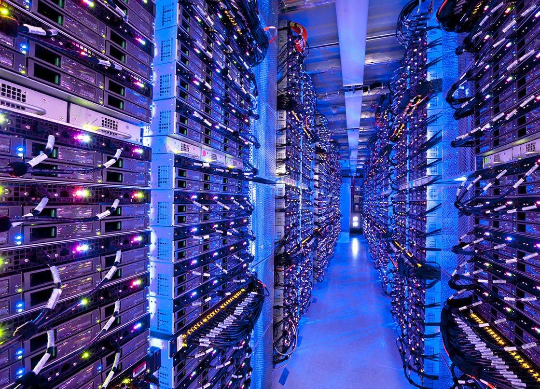 datacenter de minado de criptomonedas