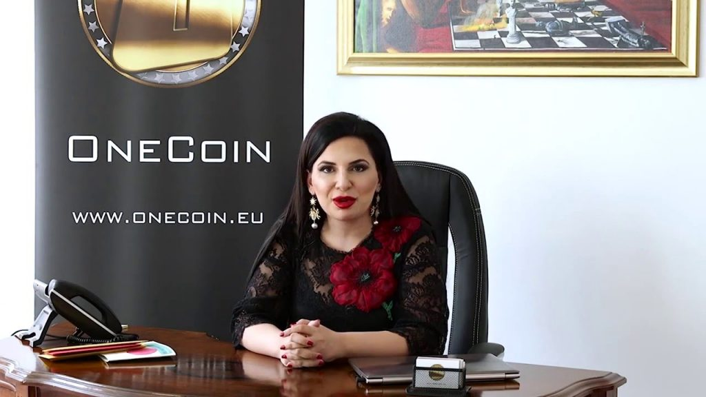 Dr Ruja OneCoin